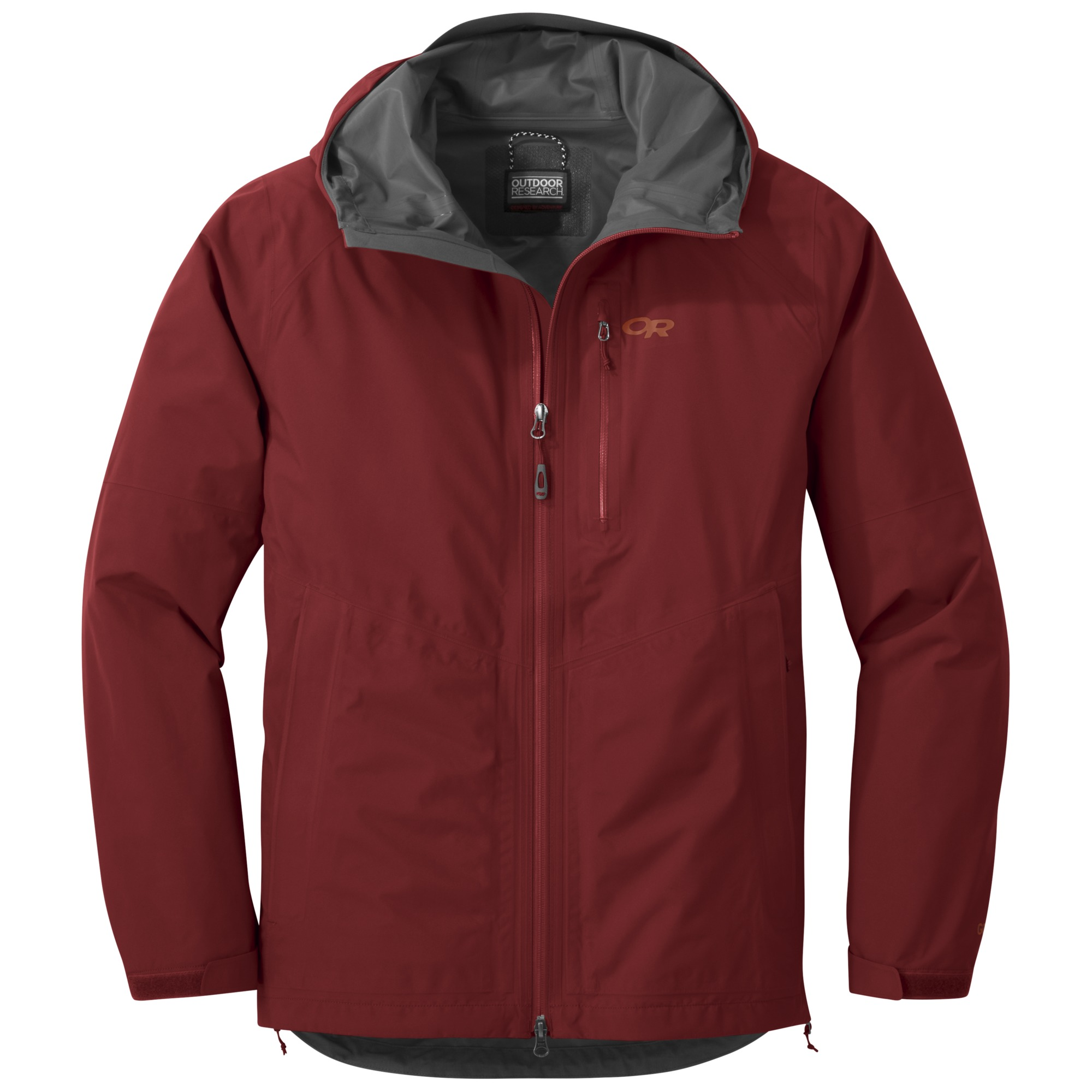 a3e19ccd829 Men's Foray Jacket - firebrick | Outdoor Research