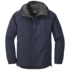 OR Men's Foray Jacket naval blue