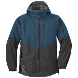 OR Men's Foray Jacket peacock/storm