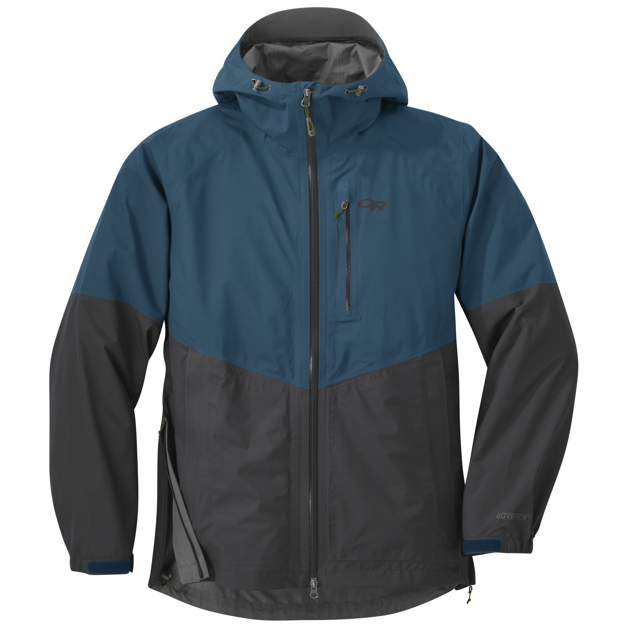 73b188f3e Men's Foray Jacket - peacock/storm | Outdoor Research