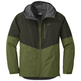 OR Men's Foray Jacket forest/seaweed