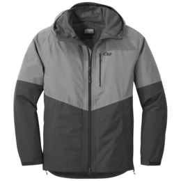 OR Men's Foray Jacket light pewter/storm