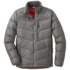 OR Men's Transcendent Down Jacket pewter