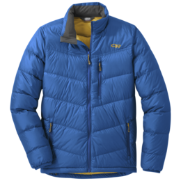 OR Men's Transcendent Down Jacket cobalt