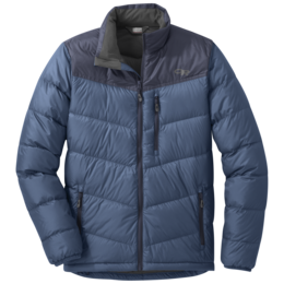 OR Men's Transcendent Down Jacket dusk/naval blue