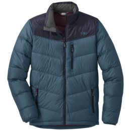 OR Men's Transcendent Down Jacket prussian blue/ink