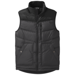 OR Men's Transcendent Down Vest storm/black