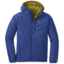 OR Men's Illuminate Down Hoody sapphire