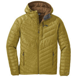 OR Men's Illuminate Down Hoody turmeric