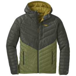 OR Men's Illuminate Down Hoody forest/seaweed