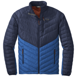 OR Men's Illuminate Down Jacket naval blue/cobalt