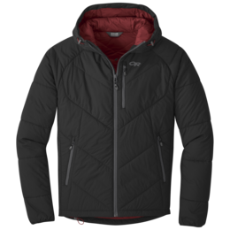 OR Men's Refuge Hooded Jacket black
