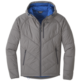 OR Men's Refuge Hooded Jacket pewter