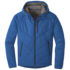 OR Men's Refuge Hooded Jacket cobalt