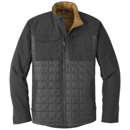 OR Men's Prologue Refuge Jacket storm/black