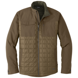 OR Men's Prologue Refuge Jacket coyote/carob