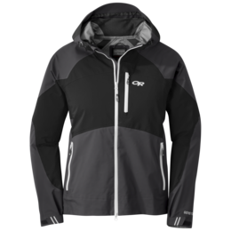 OR Women's Hemispheres Jacket storm/black