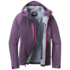 OR Women's Skyward II Jacket pacific plum/amethyst