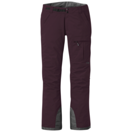 OR Women's Blackpowder II Pants cacao