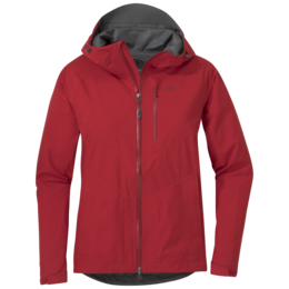 OR Women's Aspire Jacket tomato