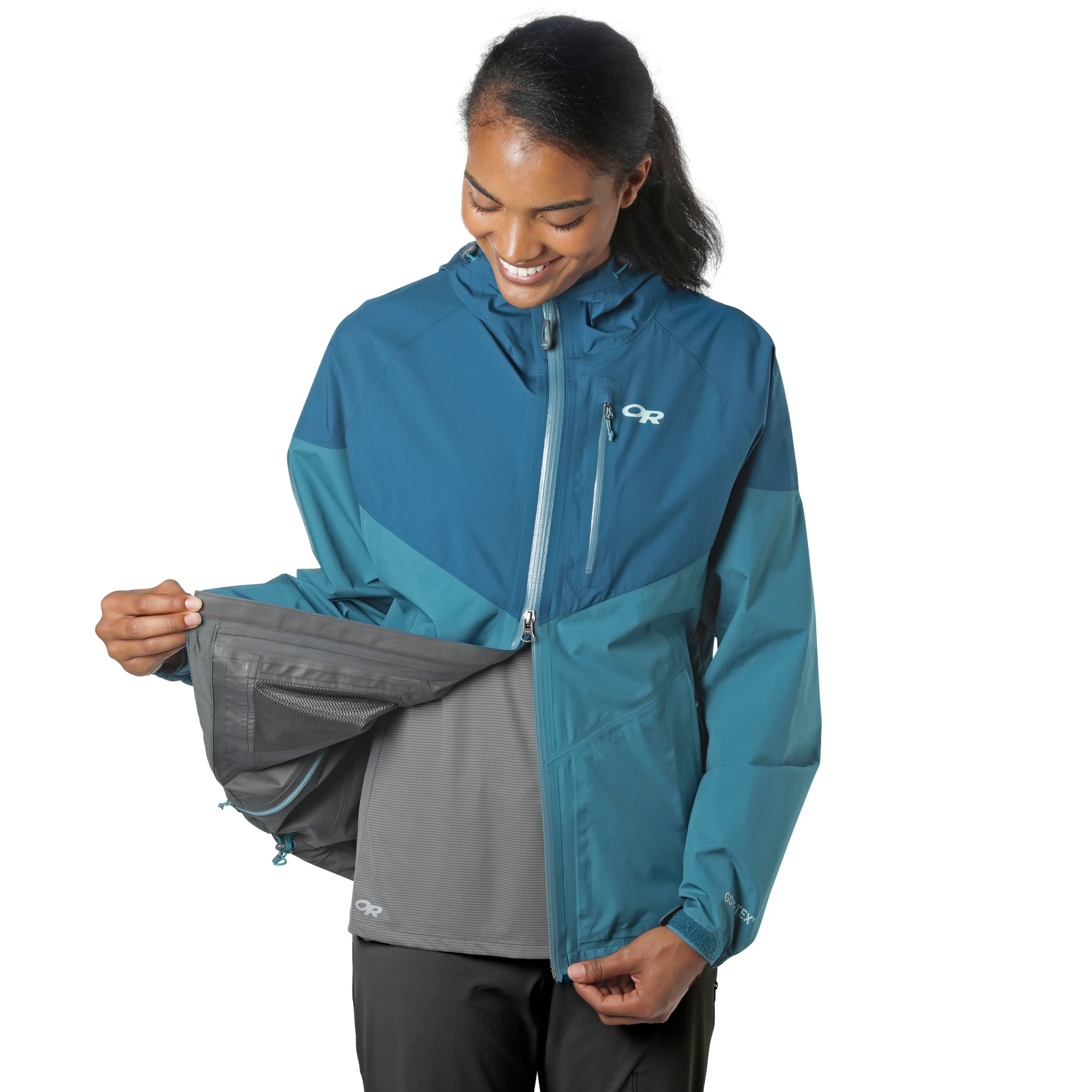 327cc45ca33 Women's Aspire Jacket - sand | Outdoor Research