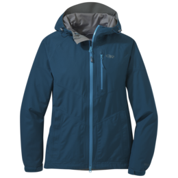 OR Women's Aspire Jacket prussian blue