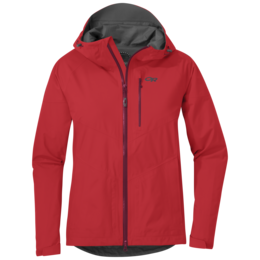 OR Women's Aspire Jacket teaberry