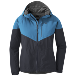 OR Women's Aspire Jacket celestial blue/ink
