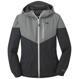 OR Women's Aspire Jacket light pewter/storm