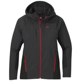 OR Women's San Juan Jacket storm/black