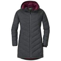 OR Women's Emeralda Down Parka black