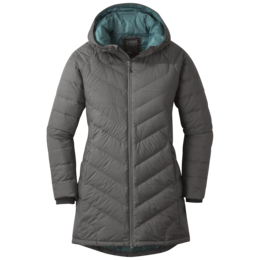 OR Women's Emeralda Down Parka pewter