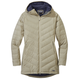 OR Women's Emeralda Down Parka hazelwood