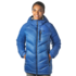 OR Women's Alpine Down Hooded Jacket storm