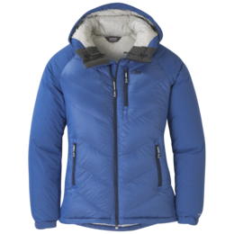 OR Women's Alpine Down Hooded Jacket lapis