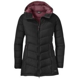 OR Women's Transcendent Down Parka black