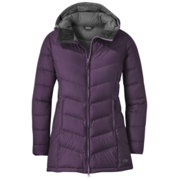 OR Women's Transcendent Down Parka pacific plum