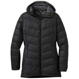 OR Women's Transcendent Down Parka black/storm