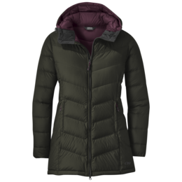 OR Women's Transcendent Down Parka forest/dune