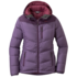 OR Women's Transcendent Down Hoody amethyst/pacific plum