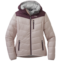 OR Women's Transcendent Down Hoody cacao/dune