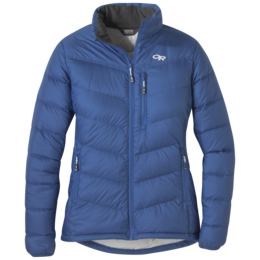 OR Women's Transcendent Down Jacket lapis