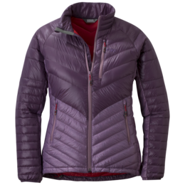 OR Women's Illuminate Down Jacket pacific plum/amethyst