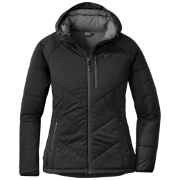 OR Women's Refuge Hooded Jacket black