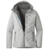 OR Women's Refuge Hooded Jacket alloy