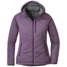 OR Women's Refuge Hooded Jacket amethyst