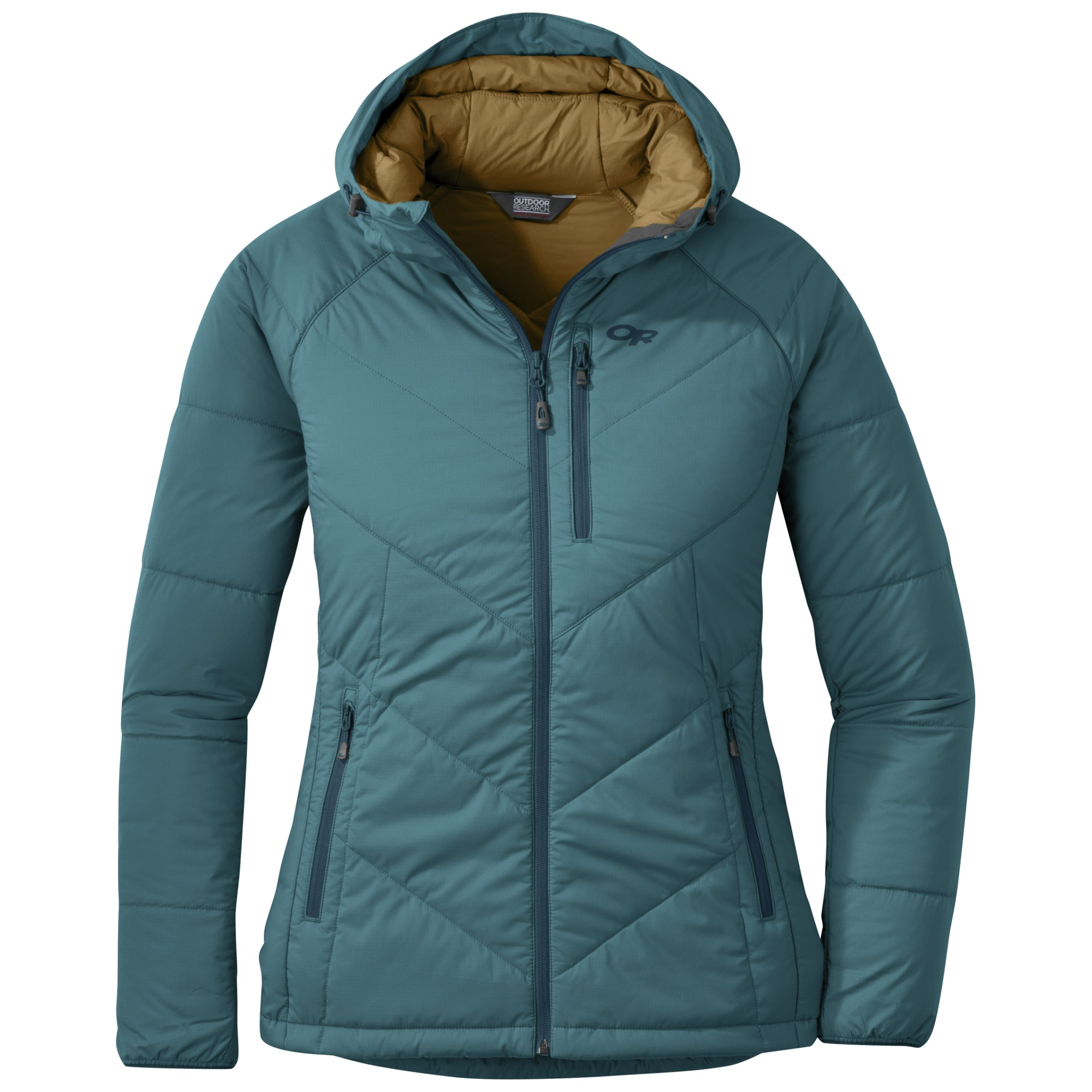 fb238e9d2f4d Women s Refuge Hooded Jacket.  268110. Hover to zoom