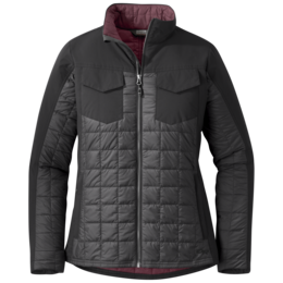 OR Women's Prologue Refuge Jacket storm/black