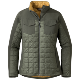 OR Women's Prologue Refuge Jacket basil/juniper