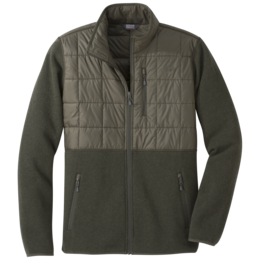 OR Men's Vashon Hybrid Full-Zip juniper